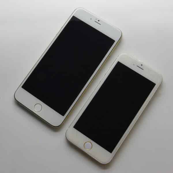 New iPhone Air and iPhone 6 leaked photos