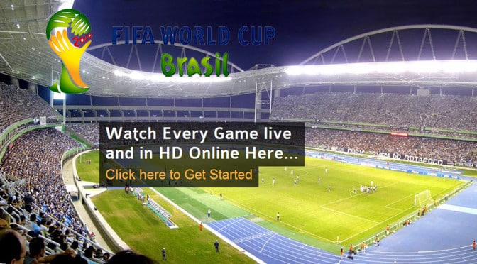 Watch World Cup 2014 Live Online at www.worldcupinfo.info
