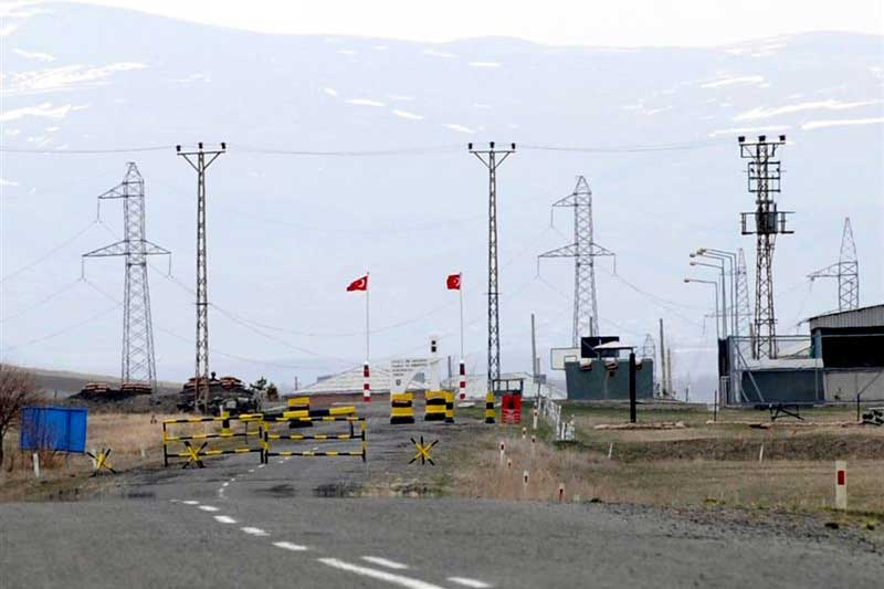 Armenia-Turkey-border