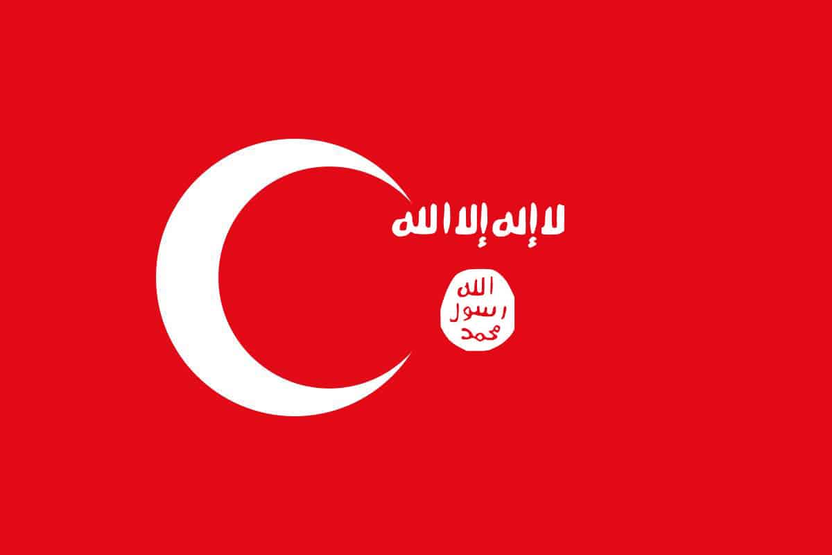 turkey-isis-flag