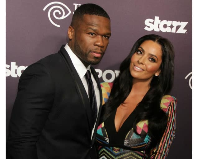 Who is 50 cent dating in 2018
