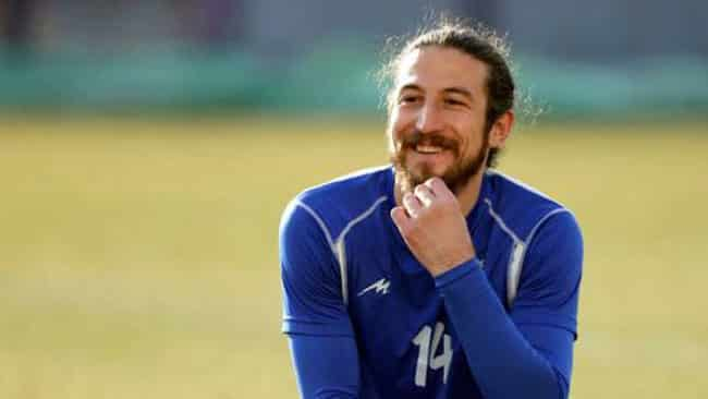 Armenian Captain of the Iranian Football Team