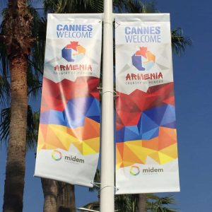 Cannes Midem Banners