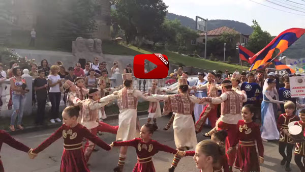 1st International festival ''Happy Planet'' Tsaghkadzor Armenia