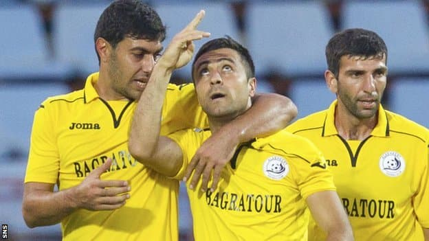Mihran Manasyan '59 scored for Alashkert FC