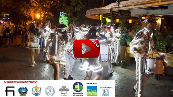 Armenian night - Jounieh international festival 11 July 2015 Lebanon