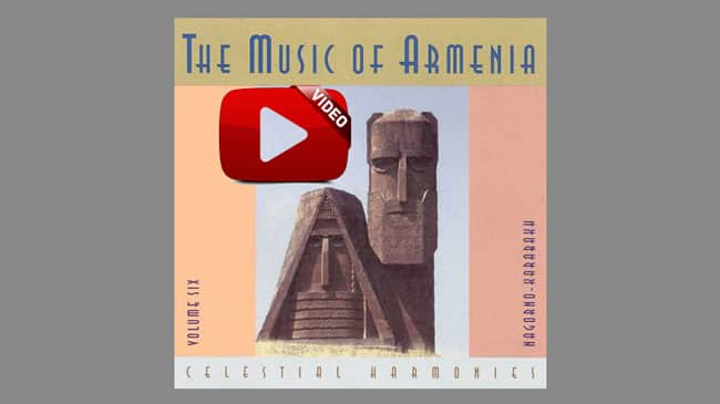Armenian music from Artsakh