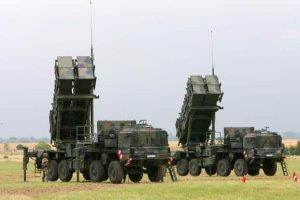 Turkey's Patriot missiles