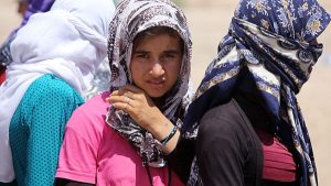 Yazidi Girls