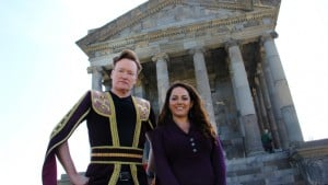 Conan O'Brien Travels To Armenia In Latest Road-Trip Adventure