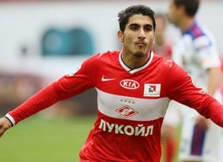rmenian international Aras Ozbiliz has previously plied his trade at former European club champions Ajax. (file photo)