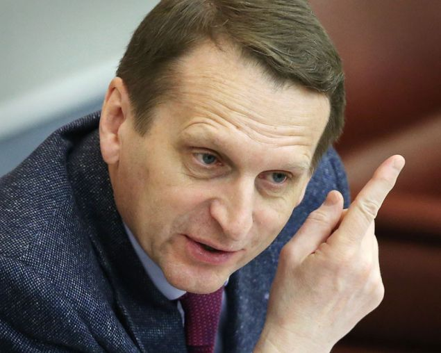 Sergei Naryshkin, speaker of the Russian Parliament, toyed with the idea of putting the US to International Criminal Court for atomic bombings of Japanese cities.