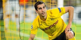 MKHITARYAN – DORTMUND BETTER AFTER KLOPP