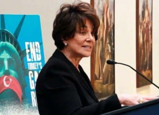Rep. Anna Eshoo (D-CA), co-chair of the Congressional Caucus on Religious Minorities in the Middle East.