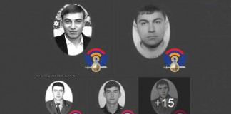 In honor of all our servicemen who bravely fought and defended the freedom of Artsakh from azeri aggression and thwarted all offensive efforts. You will always remain in our hearts and prayers.