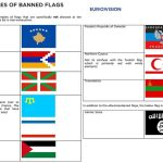 Eurovision 2016: Artsakh (Nagorno Karabakh) Flag on banned flags list
