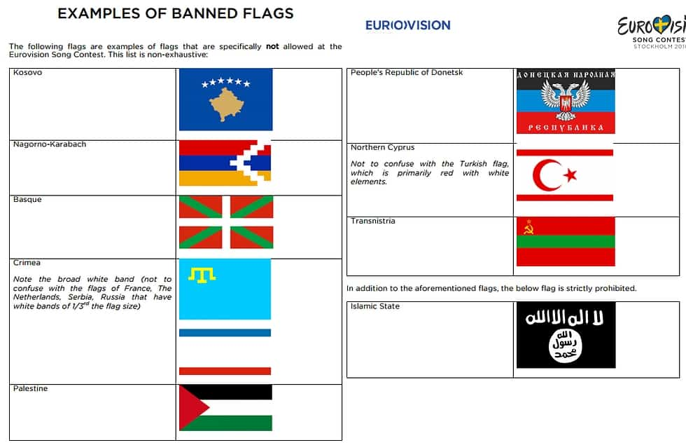 Eurovision-2016---Artsakh-(Nagorno-Karabakh)-Flag-on-banned-flags-list