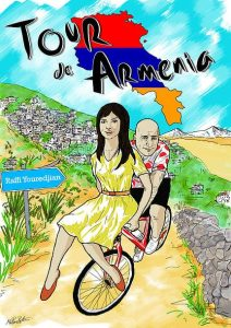 The Greatest Book Ever Written About Cycling Around Armenia