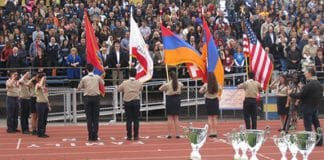 Homenetmen Navasartian Games 2016