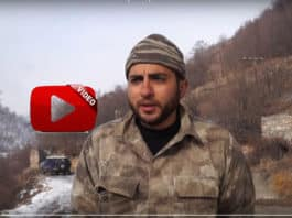 Hayk from USA who returned to live in Armenia and participate with VoMA