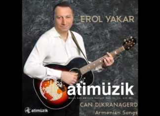 Erol Yakar of Dikranagert Singing (Delay Aman) Armenian Song.
