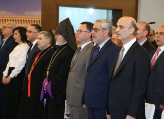 LF Commemorates the Armenian Genocide