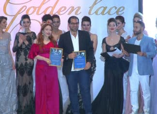 Lamalin By Varant Aprahamian Conquers Estet Moscow And Yerevan Golden Lace Fashion Weeks