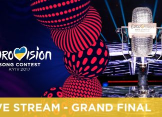 Watch Live - Eurovision Song Contest 2017 - Grand Final