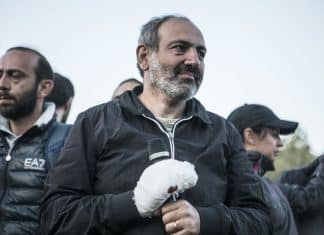 Who is Nikol Pashinyan