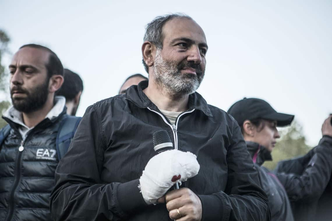 Image result for Nikol Pashinyan