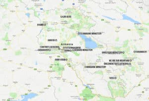 Apo Avedissian in Armenia and Artsakh roadmap